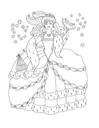 princess coloring pages classic princess coloring pages