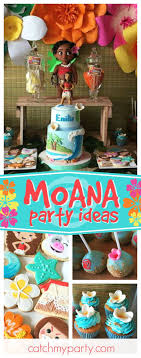 187 best moana birthday party ideas images on birthday