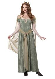 fairy tales halloween costumes queen guinevere costume historical costumes at escapade uk