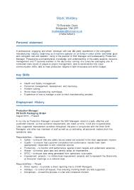 Shift Manager Job Description Resume by Shift Manager Duties Resume Youtuf Com