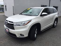 certified toyota highlander certified pre owned 2014 toyota highlander ltd sport utility in