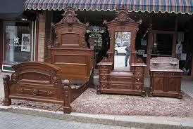 renaissance bedroom furniture rennaissance revival bedroom furniture walnut victorian