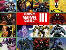ultimate marvel ultimate marvel iii mafia maniac wiki fandom powered by