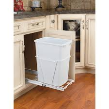 rev a shelf pull out trash cans kitchen cabinet organizers under