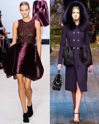 how to wear the color aubergine instyle com