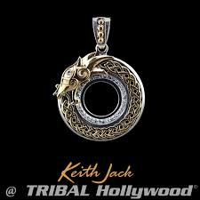 silver chain pendant necklace images Mens sterling silver necklaces tribal hollywood png