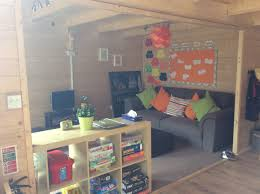 cool cabin kids poppets day nursery
