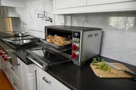 Toaster Oven Recipes Chicken Roasted Bone In Chicken With Garlic Gravy Wolf Gourmet Blog