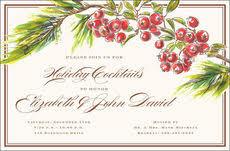 christmas invitations christmas invitations the stationery studio