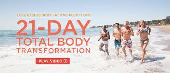 the 21 day transformation program primal blueprint