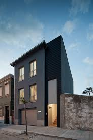 Modern Row Houses - architectural inspiration 12 modern houses with black exteriors