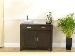 Dailybathroom Page  Solid Wood Bathroom Cabinet Bathroom - Dark wood bathroom cabinets