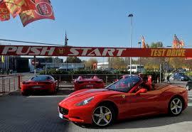 Maranello Italy by Ferrari Hometown Overwhelmed By Roar Of Test Driving Fans Wtop