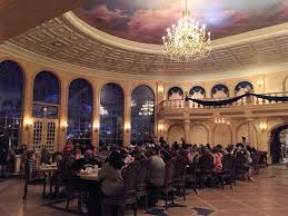 Be Our Guest Dining Rooms Be Our Guest Restaurant At Walt Disney World Foodie Review