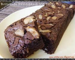 cara membuat brownies kukus simple blog resep masakan dan minuman resep kue pasta aneka goreng dan