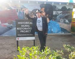 Chicano Park Murals Targeted As Revenge by T Rack U0027s 4 Million Gang Injunction Faceplant Drives Enraged