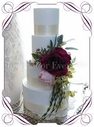 Wedding Cake Flower Wedding Cake Toppers Product Categories Flowers For Ever After