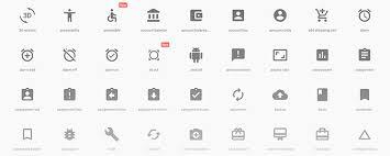 30 free material design ui kits templates u0026 icon sets