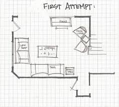 floor plans for living room arranging furniture popular home