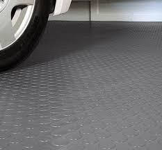 G Floor Garage Flooring G Floor Roll Out Flooring 8 5 X 22 Coin Pattern 75 Mil Better