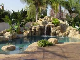 Backyard Pool Images by Best 25 Grotto Pool Ideas On Pinterest Dream Pools Awesome