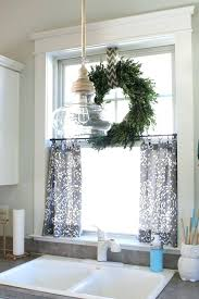 Cafe Tier Curtains Gray Kitchen Curtains Medium Size Of Kitchen Curtains Lace Cafe