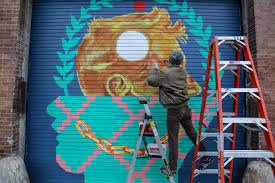 Mural Arts Philadelphia by Nda Installs For Mural Arts At The Fillmore In Fishtown Streets Dept