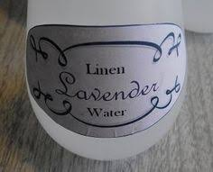 make scented linen water for ironing country days makes clothes