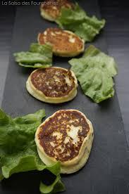 origan en cuisine blinis de ricotta à l origan la salsa des fourchettes