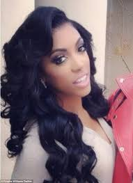 real housewives of atlanta hairstyles real housewife porsha williams likely to be fired for reunion