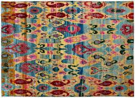 Aqua Silk Rugs Silk Ethos 8 U002711