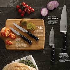 what is a good set of kitchen knives amazon com sabatier self sharpening edgekeeper pro 12 piece