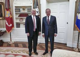 Trump In The Oval Office The Russian Photographer Who Was In The Oval Office Has A Message