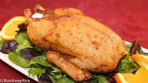 roast duck made easy vit quay thanksgiving alternative to turkey