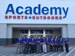academy sports and outdoors phone number academy sports outdoors makes a splash in the community blue