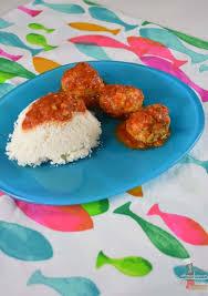 cuisine poisson attiéké et boulettes de poisson recette de cuisine