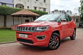 red jeep compass modified jeep compass by kitup automotive detailed in images