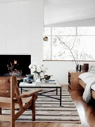 warm home interiors a light warm home in los angeles the style files