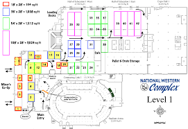 exhibit at the denver coliseum mineral fossil show level 2 of the nwc is the long time home of the denver expo show run by jim gehring of village originals it features many of the same dealers that exhibit