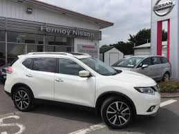 used nissan x trail finance used nissan 2017 diesel 1 6 white for sale in cork