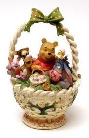 winnie the pooh easter basket jim shore easter basket easter easter baskets