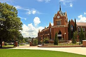 Mercer University Map Located In Historic Downtown Macon Jack Tarver Library Provides