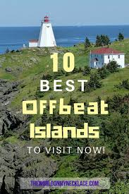 best offbeat islands to visit the world on my necklace