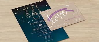printing wedding programs custom invitations make your own invitations online vistaprint