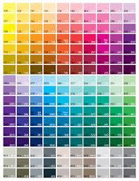 pantone colors basic ink colors oc screen print orange county ca custom tee
