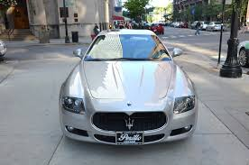maserati quattroporte 2011 2011 maserati quattroporte s stock gc1165 for sale near chicago