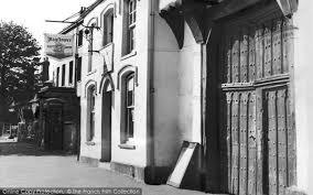 Baldock Blinds Baldock The Gates C 1960 Francis Frith