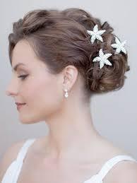 chignon tressã mariage les 44 meilleures images du tableau coiffures et maquillage sur