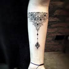 45 mandala tattoo designs that provoke the fashion within