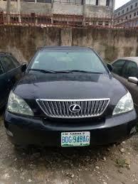 lexus rx 350 tokunbo price in nigeria clean 2006 lexus rx 350 regd for sale 2mm sold autos